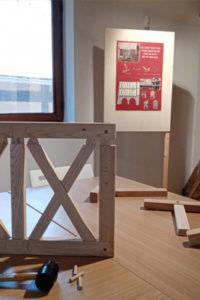 Construire en pan de bois